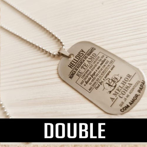 Dog Tag Double