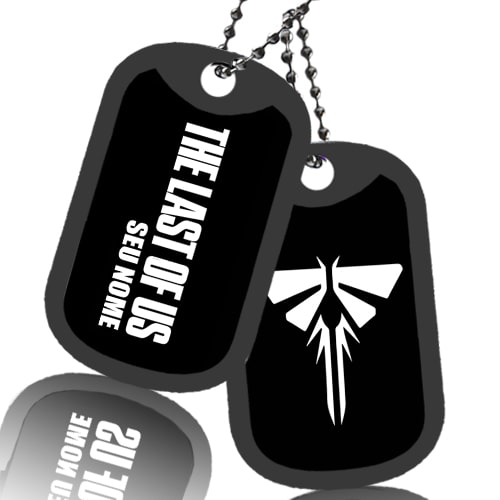 Dog Tag The Last of Us